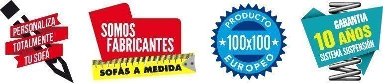Logos corporativos de la empresa