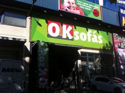 Nueva tienda oksof s en san sebasti n de los reyes - Tiendas de sofas en san sebastian de los reyes ...