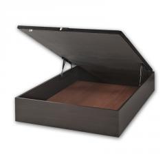 Canapé de madera de gran capacidad. Disponible en 3 colores.