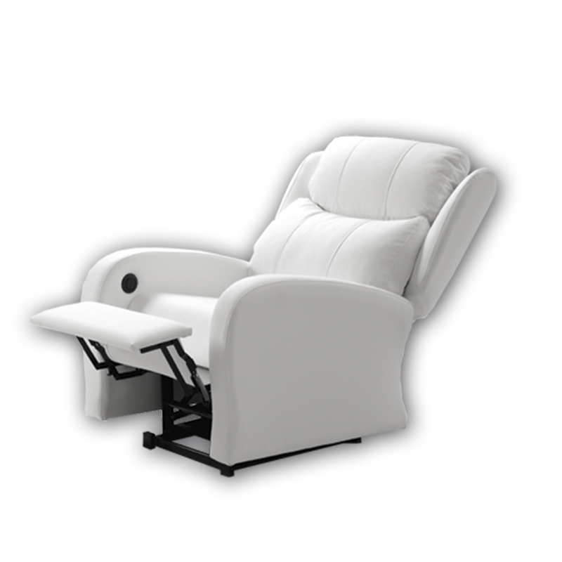 Sillón Alcor reclinable y reposapies con relax automático
