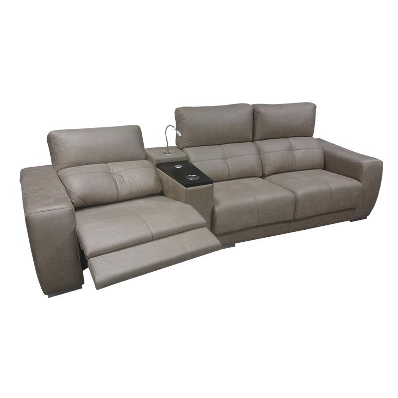 Sofá de relax modelo Badra barato de OkSofás