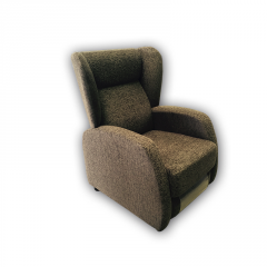 Sillón modelo Saba reclinable gran comodidad