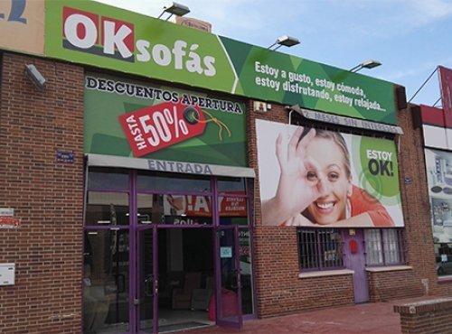 Tienda De Sofás En Arganda Del Rey Oksofás