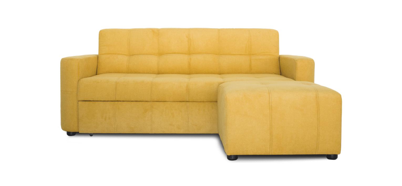 Sofá-cama com puff Doria