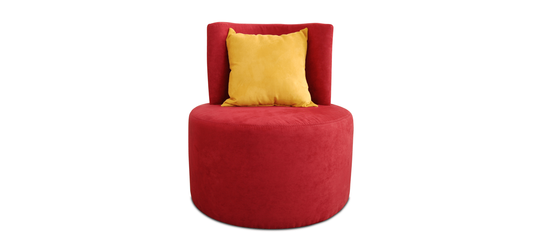 Cadeira Nice vermelha