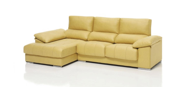 Sofá com chaise longue Live Promo