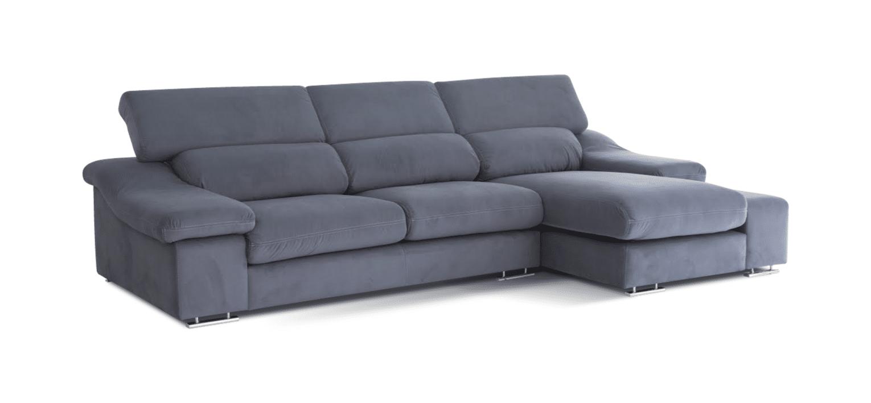 Sofá com chaise longue Sky OKsofás