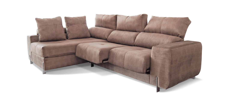 Sofá com chaise longue Abu-dhabi