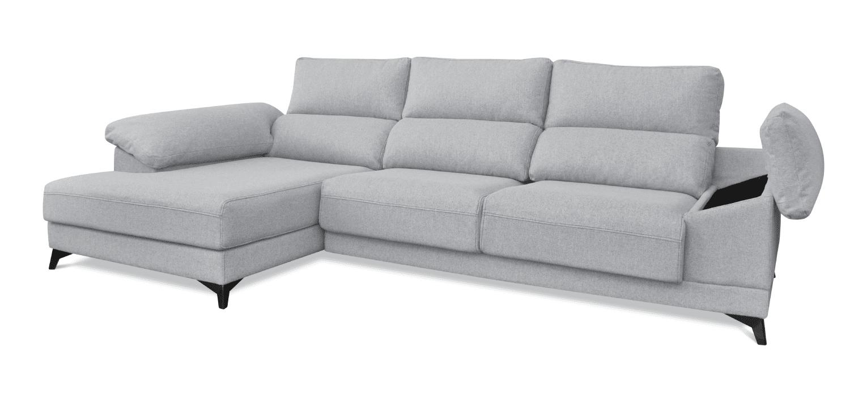 Sofá chaise longue Angie