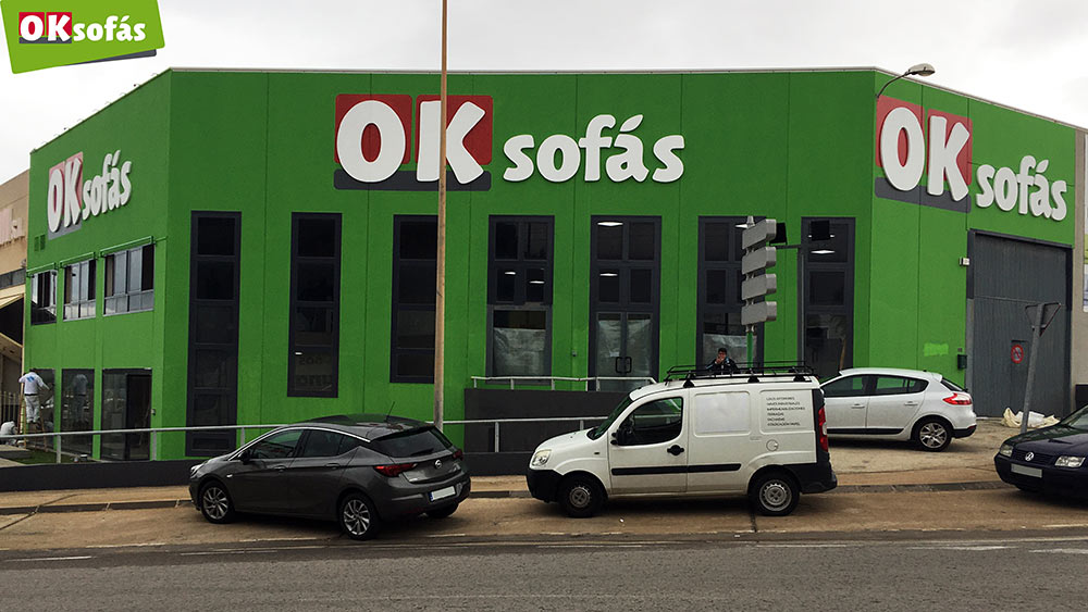 Oksofás abre nueva tienda en Cartagena