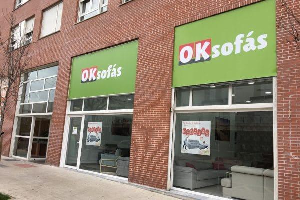 Nueva tienda Oksofás en Barakaldo