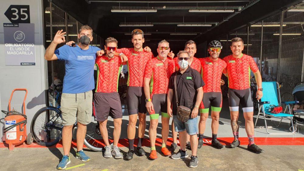 equipo ciclismo
